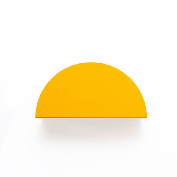Arc Shelf | Mustard Yellow