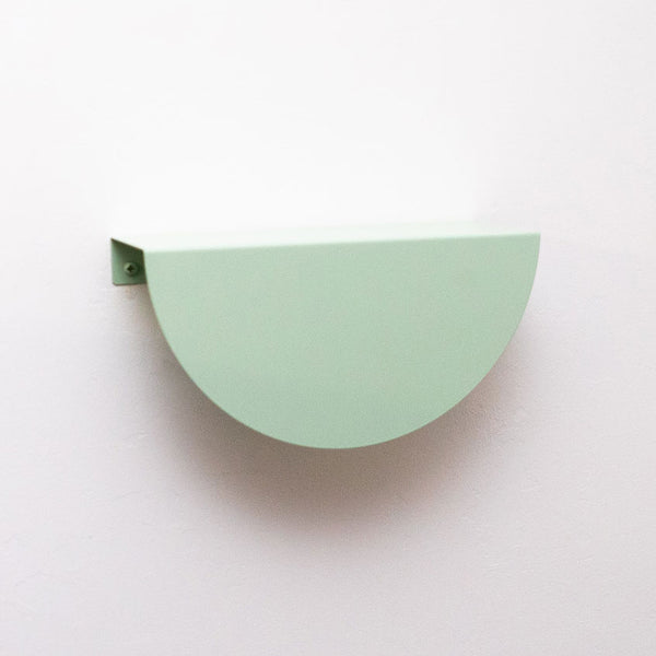Arc Shelf | Mint Green