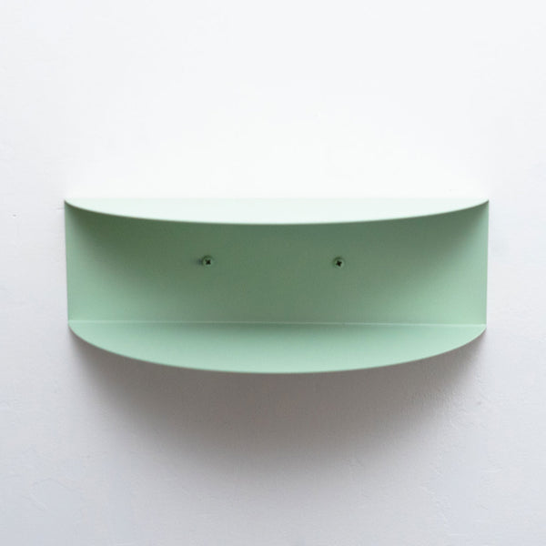 Arc Double Shelf | Mint Green