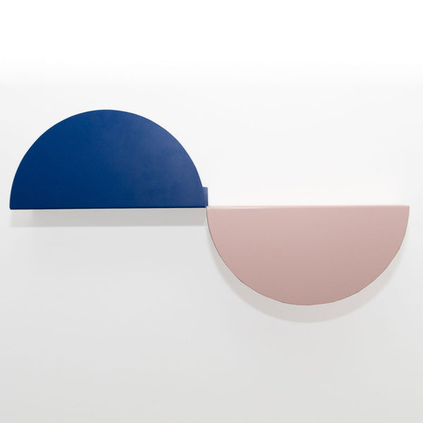 Arc Shelf | Cobalt Blue