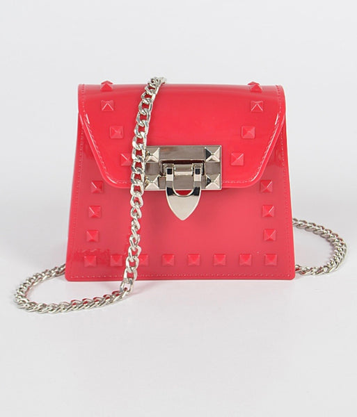 Jelly Mini Crossbody Bag