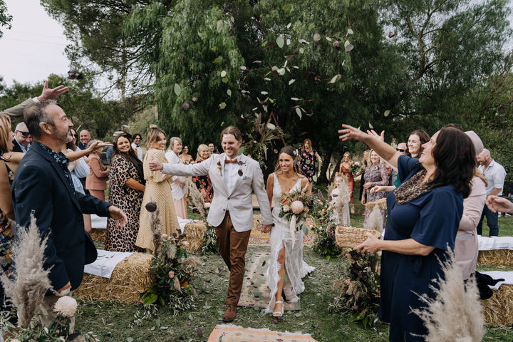 A Family Farm Wedding