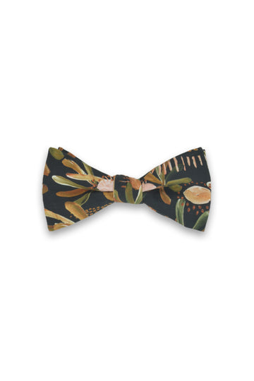 Bow Tie - Grass Tree Black