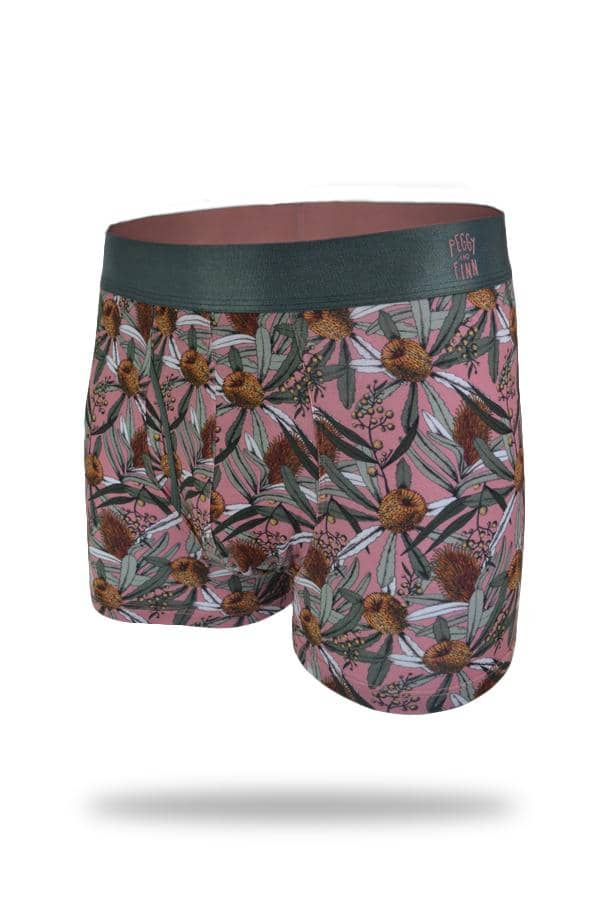 Bamboo Underwear - Banksia Pink (Gift Pack)