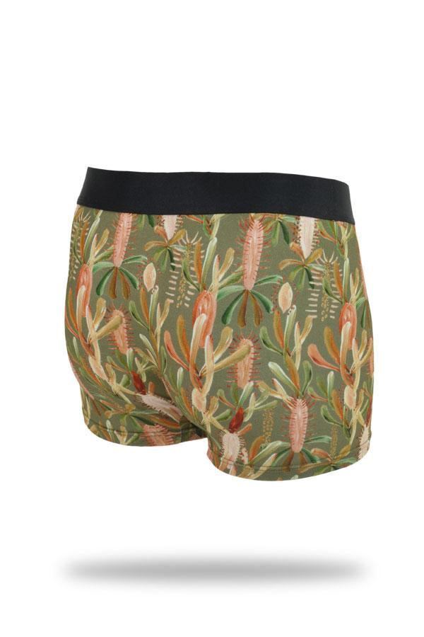 Bamboo Underwear - Grass Tree Sage