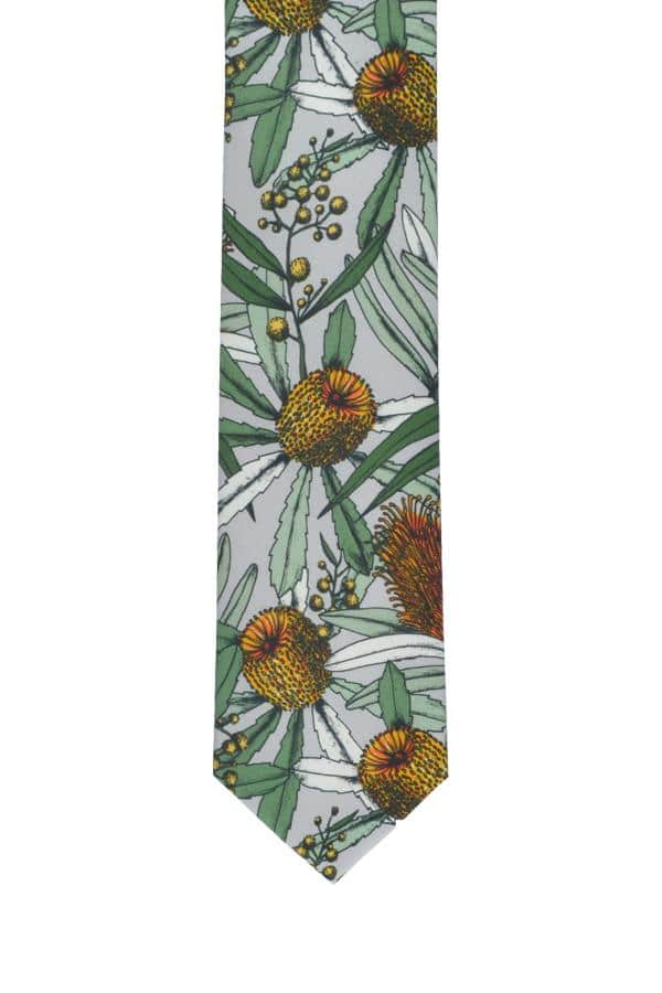 wedding-tie-banksia-grey