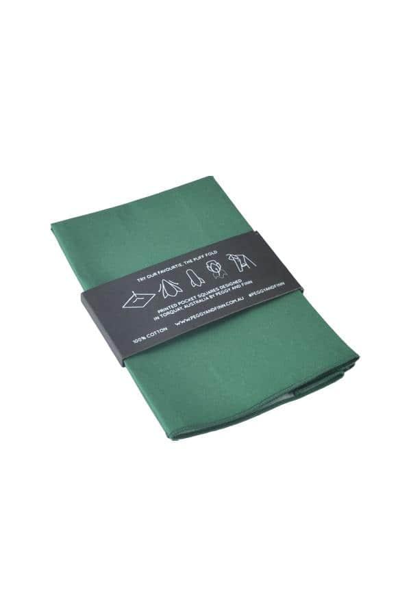 Caleb_Cotton_Pocket_Square_Green_Men_s