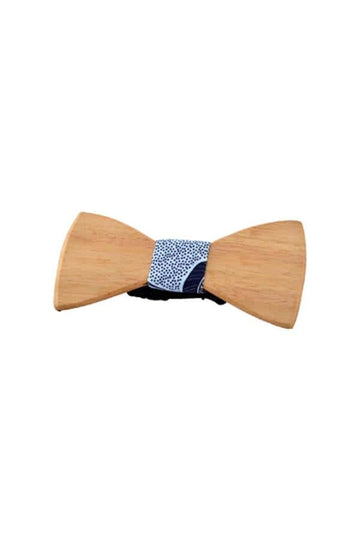 Wooden Bow Tie Eucalypyus
