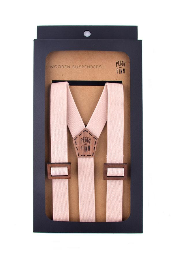 Wooden Suspenders Frank Groom