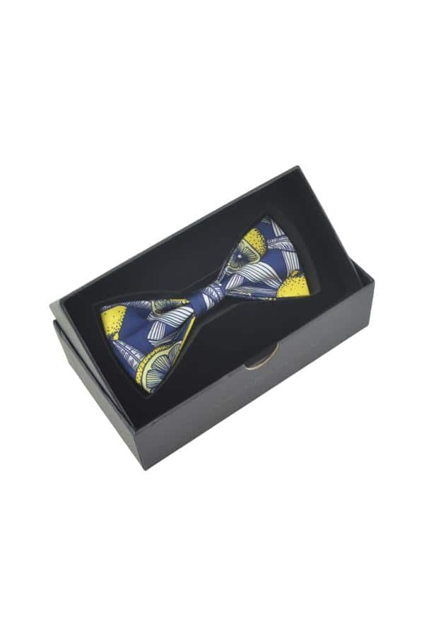 Lemon_Cotton_Bow_Tie_Navy_Men's