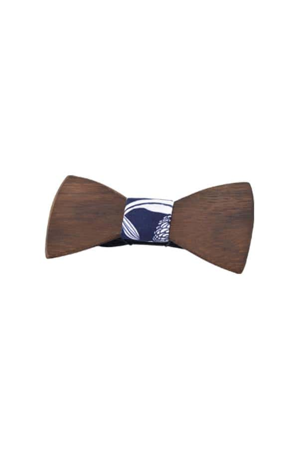 Wooden Bow Tie Natives