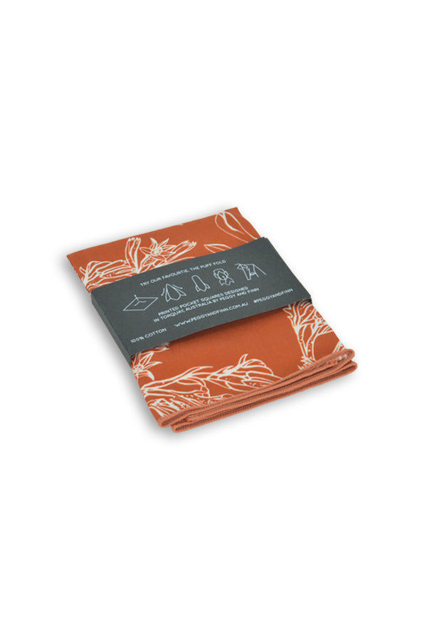 Pocket Square - Packaging