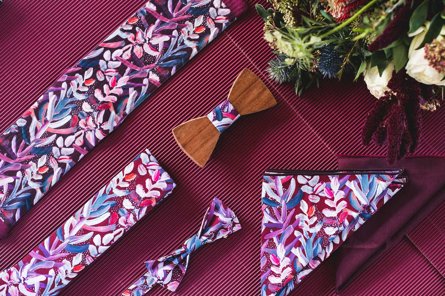 Protea_Burgundy_Mens_Accessories_Mens_Gift