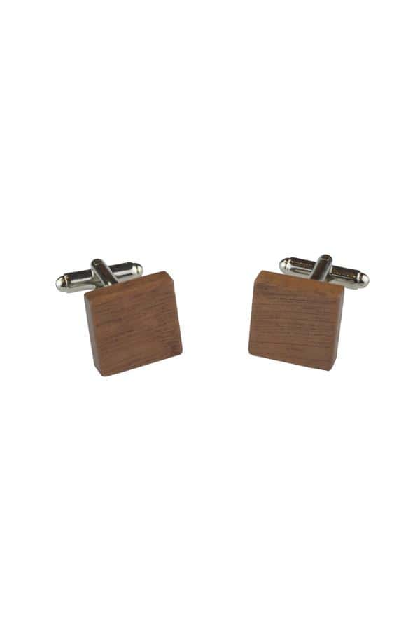 Roasted_Blackbutt_Cufflinks_Wooden_Peggy_and_Finn
