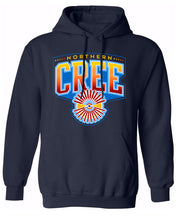 Load image into Gallery viewer, Northern Cree Hoodie (Navy)
