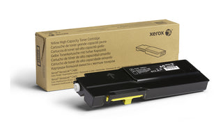 Xerox<sup>&reg;</sup> High Capacity Yellow Toner Cartridge (4800 Yield)