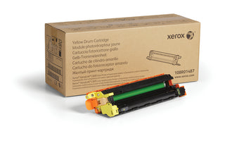 Xerox<sup>&reg;</sup> Yellow Drum Cartridge (40000 Yield)