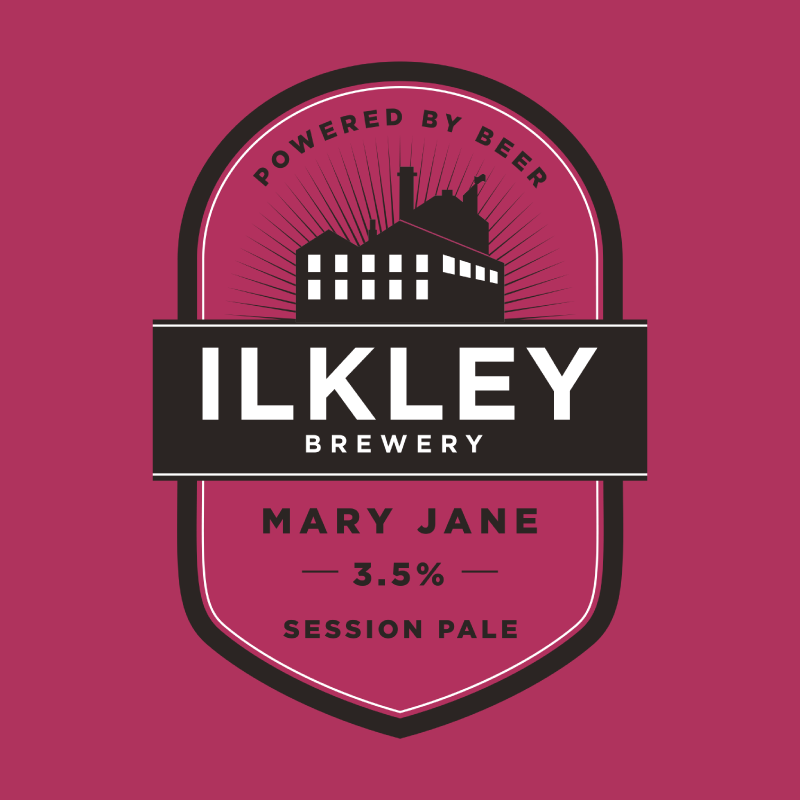 Mary Jane 72pt Cask