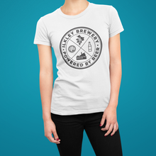 Load image into Gallery viewer, Heraldic T-Shirt White Women's