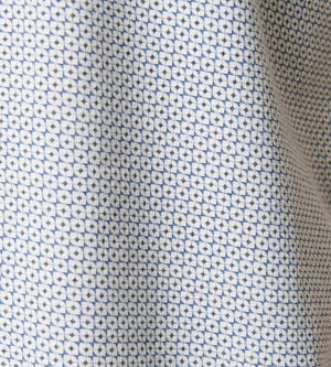 Patrick Assaraf Printed Small Dots Polo