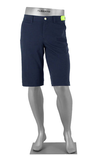 ALBERTO GOLF 3X DRY MASTER SHORTS NAVY 5535