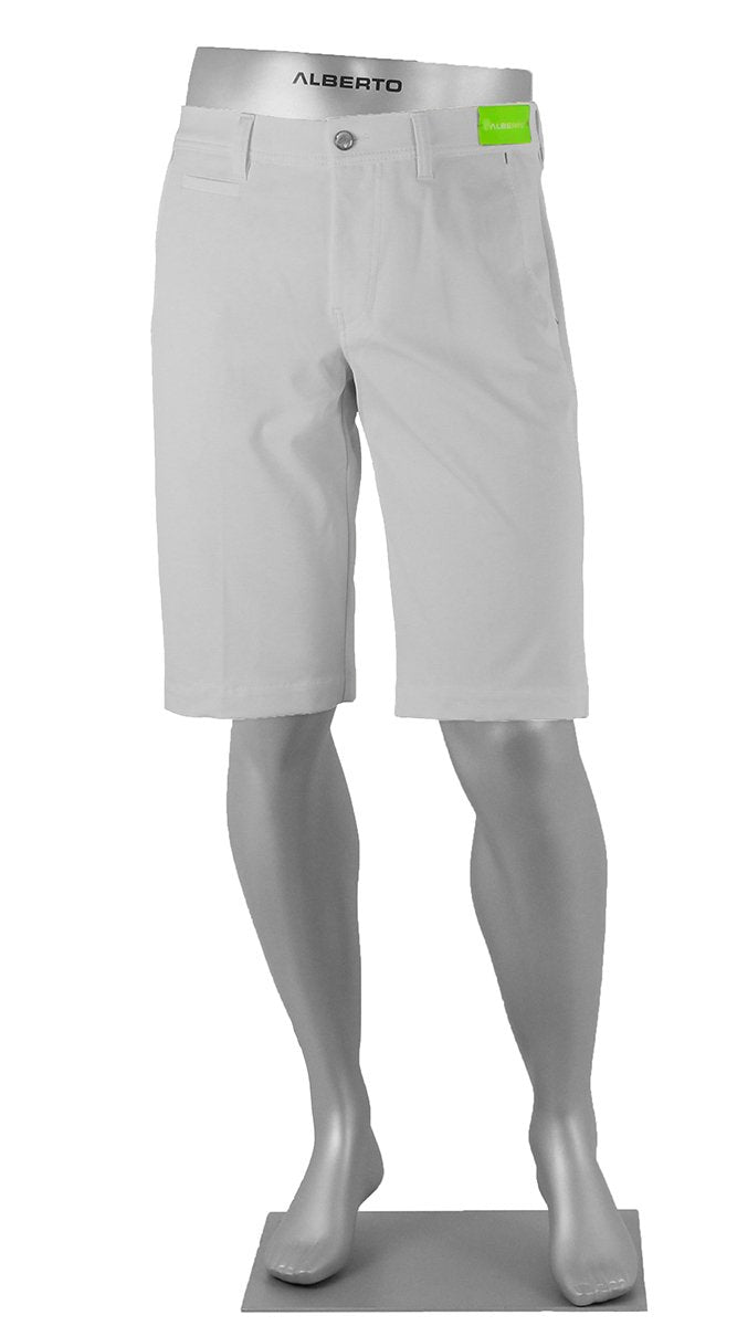 ALBERTO GOLF 3X DRY MASTER SHORTS LIGHT GREY 5535