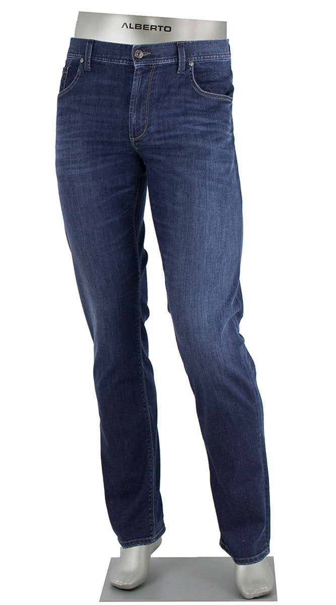 DENIM STONE SUPER STRETCH INDIGO