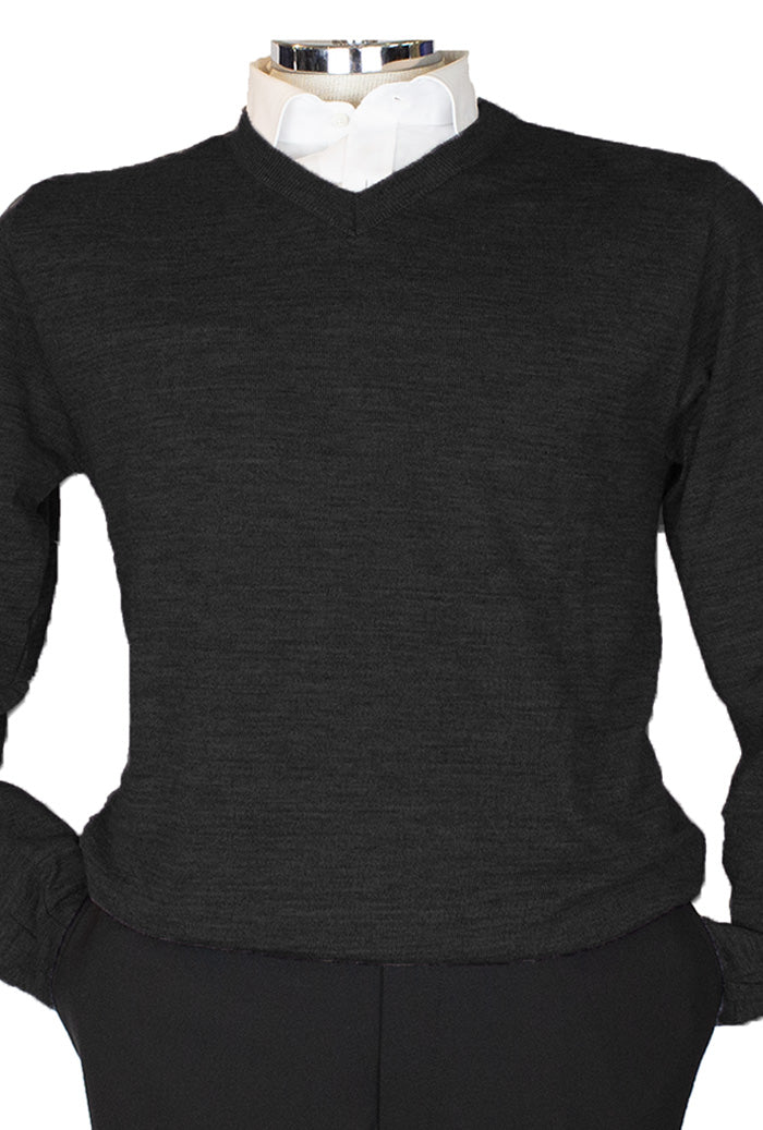 Montechiaro V Neck Black