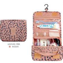 Charger l'image dans la galerie, Waterproof High quality Women Men Hanging Cosmetic Bags Large Travel Beauty Cosmetic Bag Personal Hygiene Bag Organizer
