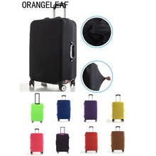 Charger l'image dans la galerie, Luggage Protective Cover Elastic Fabric Solid Color Travel Suitcase Dust Cover For 18-28 inch Case dust cover Travel Accessories