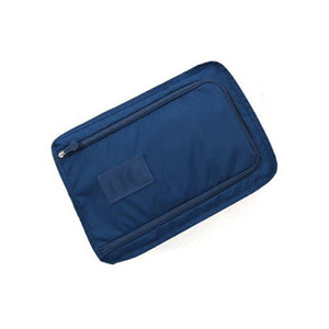 Travel Storage Bag Nylon 6 Colors Portable Organizer Bags Shoe Sorting Pouch