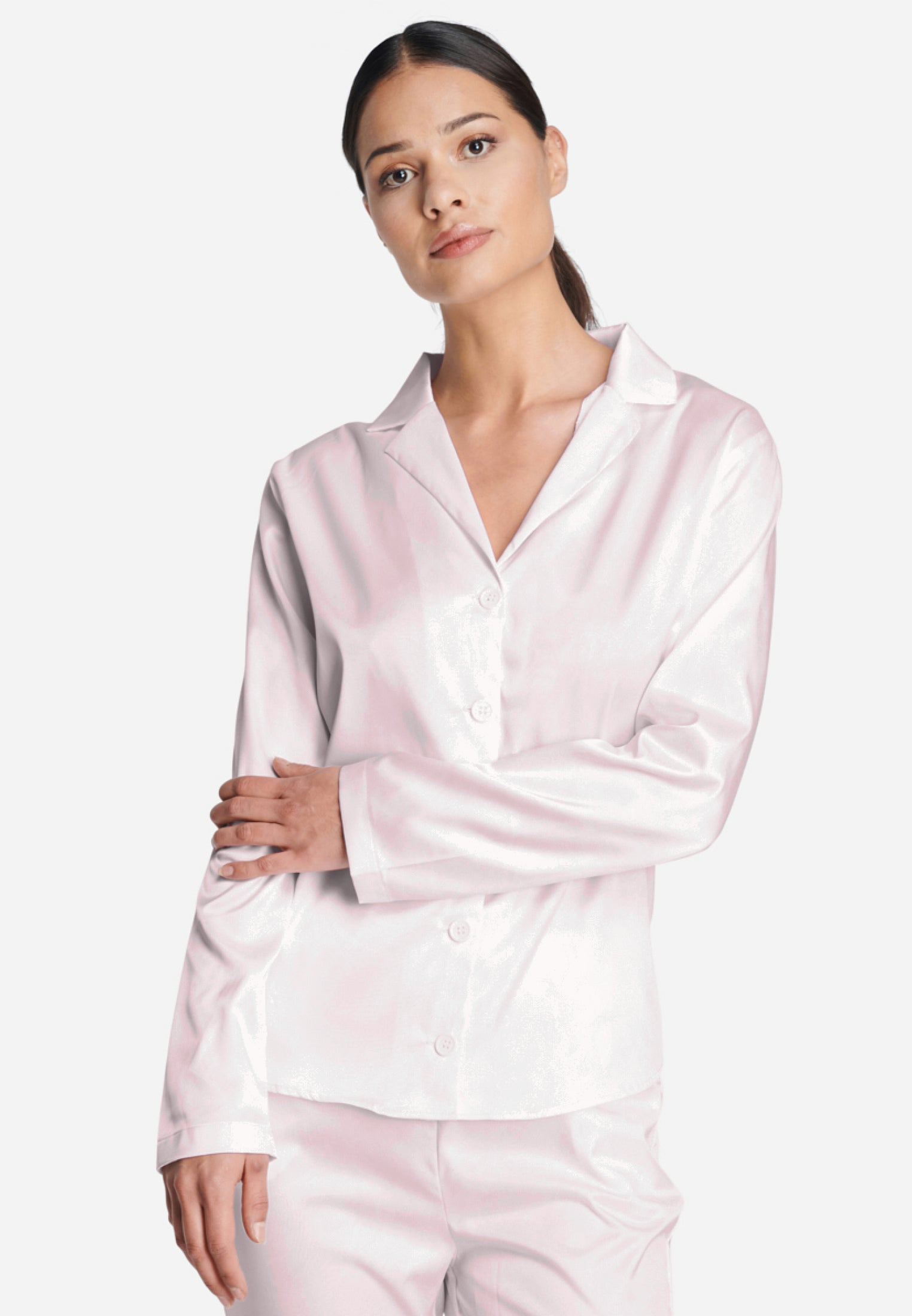 OW INTIMATES SKYE Shirt Shirt 014 - Dusty Pink
