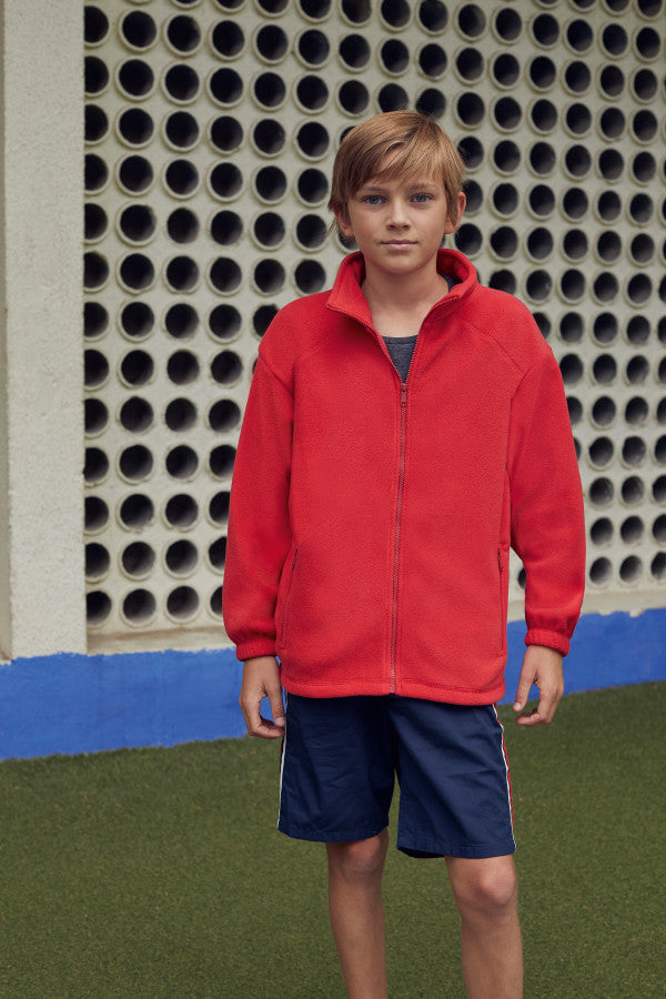 Hanorac Kids Outdoor Fleece