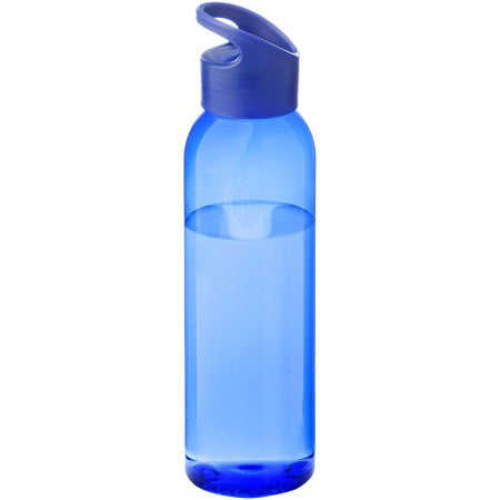 Sky bottle, blue, 25,7 x d: 6,7 cm