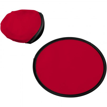 Florida Frisbee, red, d: 25 cm