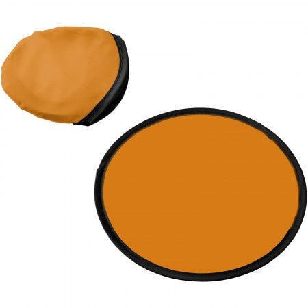 Florida Frisbee, orange, d: 25 cm