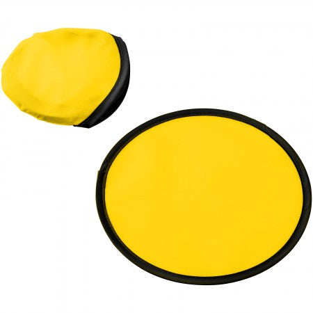 Florida Frisbee, yellow, d: 25 cm