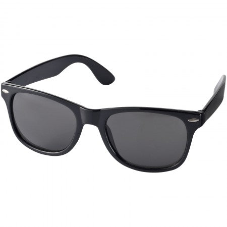 Sun Ray Sunglasses, solid black, 14,5 x 15 x 4,9 cm