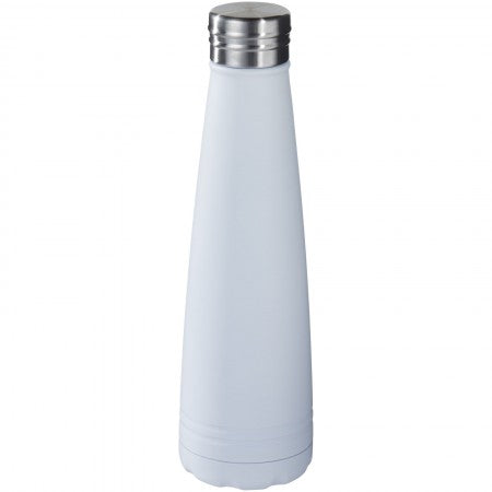 Duke Copper Vacuum Insulated Bottle, white, 25,5 x d: 7,4 cm