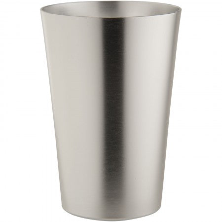 Glimmer pint glass, grey, 12 x d: 8,2 cm