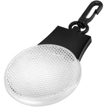 Blinki Reflector Light, white, 8,4 x 6,5 x 1,1 cm