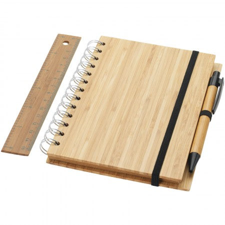 Franklin notebook set, brown, 18 x 14,8 x 1,7 cm
