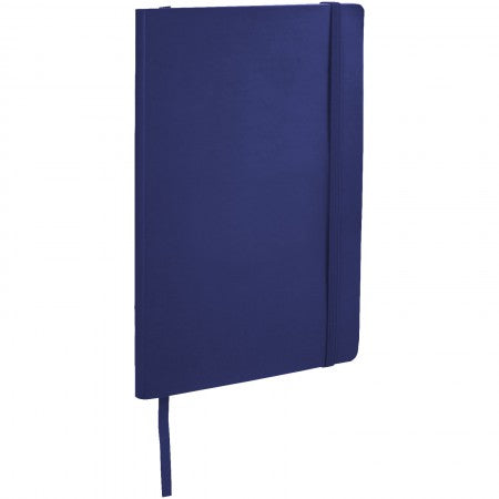 Classic Soft Cover Notebook, blue, 21 x 14 x 1,4 cm