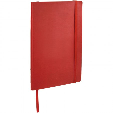 Classic Soft Cover Notebook, red, 21,5 x 14 x 1,4 cm