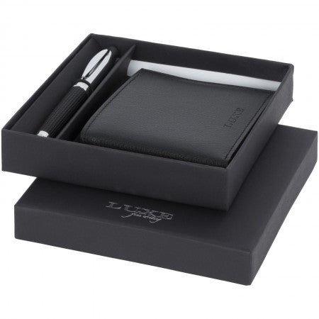 Baritone pen gift set, solid black
