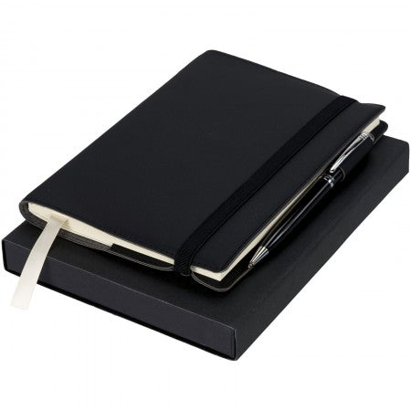 Notebook Gift Set (106812), black solid