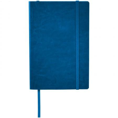 A5 PU Leather Notebook, Navy - BRANIO