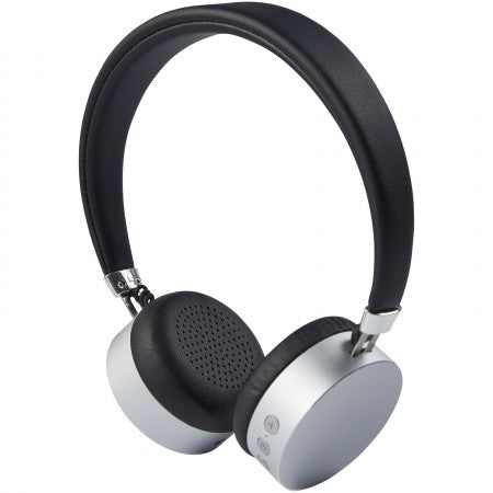 Millennial Metal Bluetooth? Headphones, grey, 5 x 15,8 x 18,
