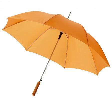 "23"" Lisa automatic umbrella, orange, 83 x d: 102 cm - BRANIO"