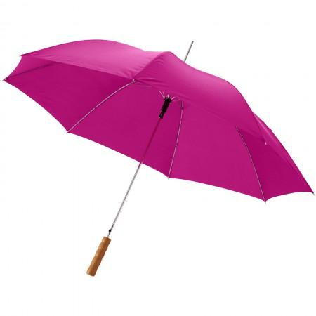 "23"" Lisa automatic umbrella, pink, 83 x d: 102 cm - BRANIO"
